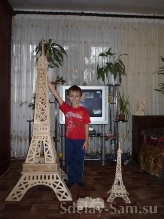 Эльфивую башню своими руками фото 657