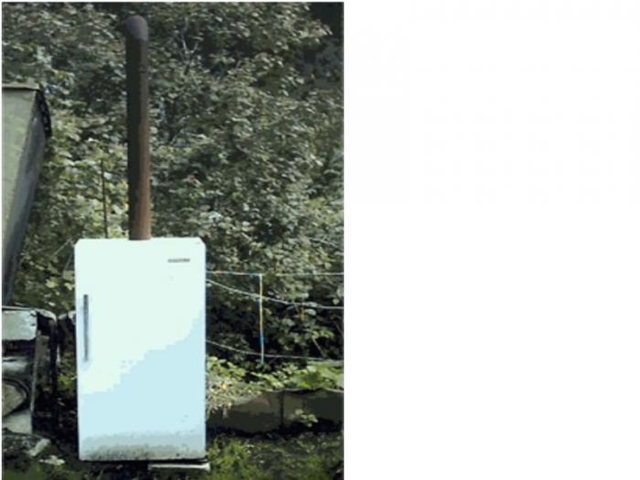 Декоративный колодцы на даче своими руками