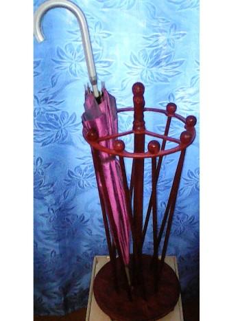 Подставке для зонта своими руками