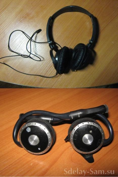 Бездротові навушники своїми руками або друге життя Bluetooth гарнітури 720d39b70267b
