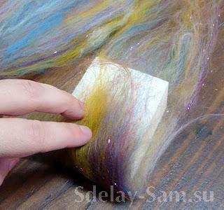 Картинки по запросу Шерстяное и цветное мыло своими руками