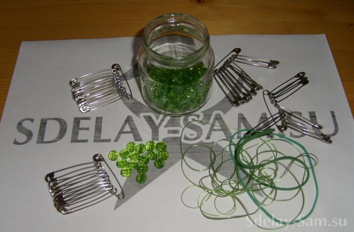 материалы для изготовления браслета своими руками