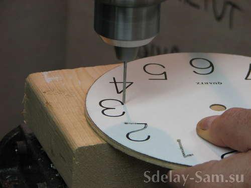 Часы с подсветкой своими рука - Подсветка часов Старинные часы