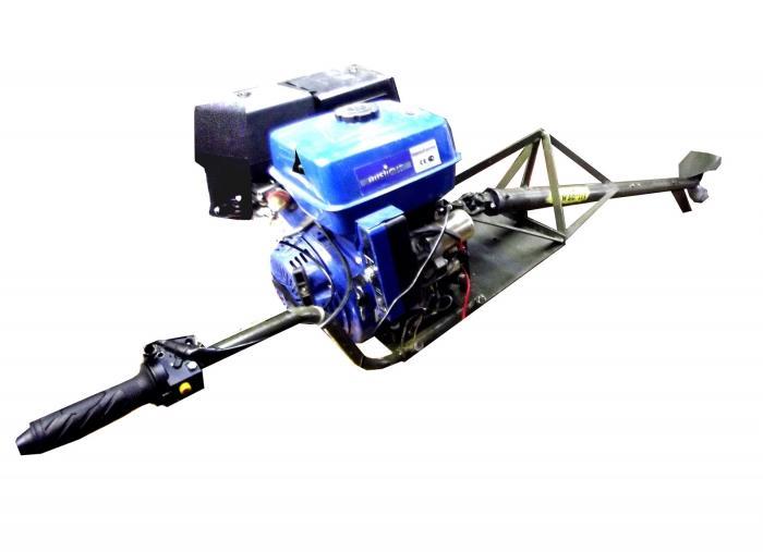 Как сделать подвесной мотор