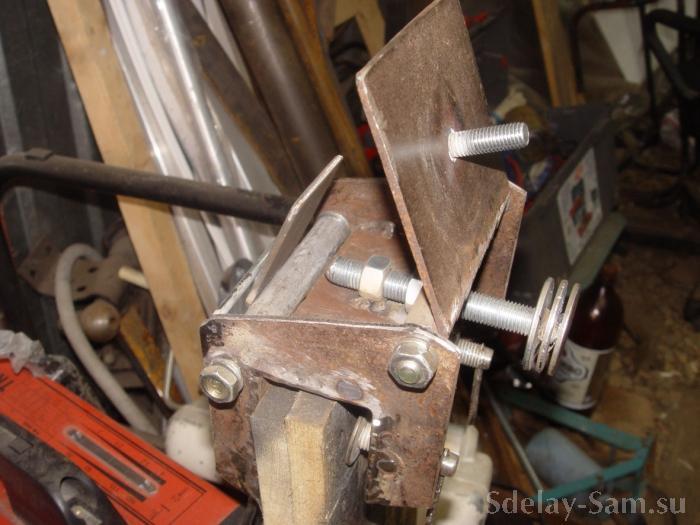 лодочный мотор из мотоблока самоделки
