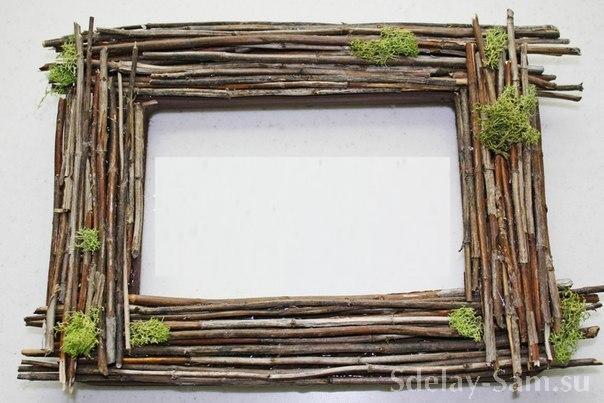 Рамка из дерева своими руками видео для зеркала