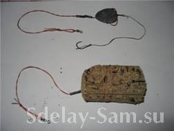Снасти для ловли сазана: изготовление своими руками, фото