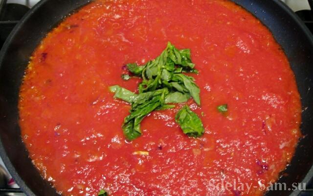 Рецепт томатной пасты в домашних условиях для пиццы